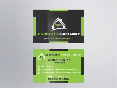 building construction business card templates building construction business cards choice image