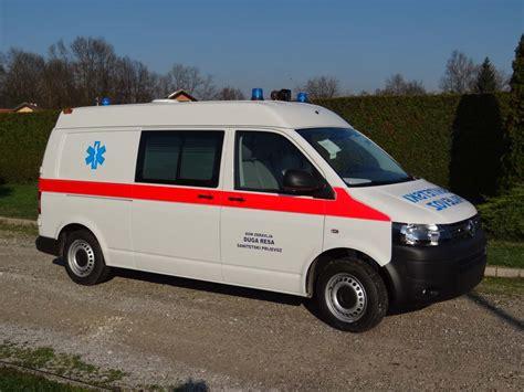 volkswagen emergency service ms ambulance volkswagen transporter a ms design ms