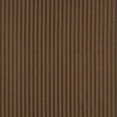 British Upholstery Fabric Brown Two Toned Stripe Upholstery Fabric By The Yard