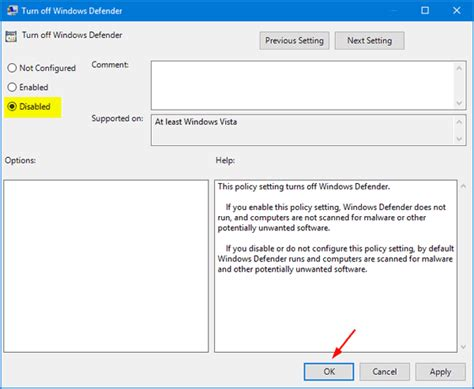 windows 8 defender turn on fix windows defender is turned off by group policy