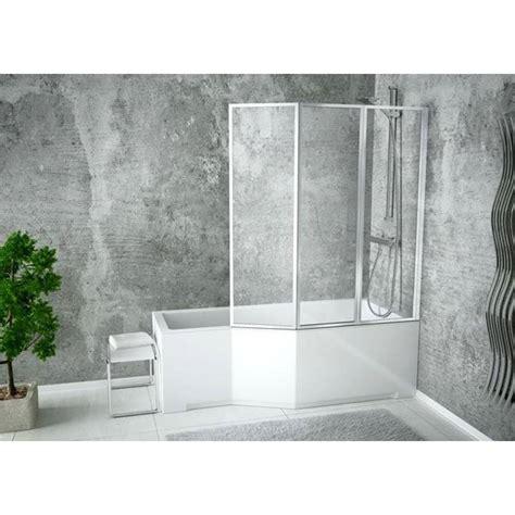 baignoire integra 150 ou 170 cm avec pare baignoire