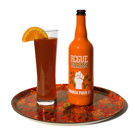 Ale Ale Orange Cup 24x200ml cold weather cocktail series pumpkin ale shandy