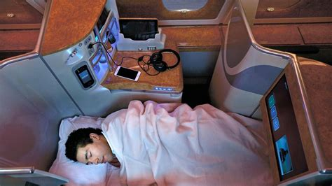 business class cabin emirates emirates a380 800 business class review pleasurable