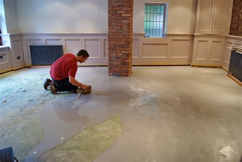 How To Screed A Floor Level by How To Pour A Concrete Screed Floor 2017 Diy How To