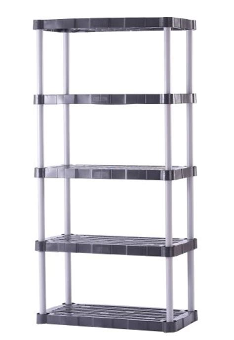 rubbermaid 7086 72 inch five shelf shelving unit