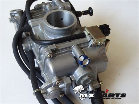 Intek Karburator Yamaha Mx New Ori keihin fcr mx 37 flatslide carburetor 2003 yamaha wr250f frank mxparts