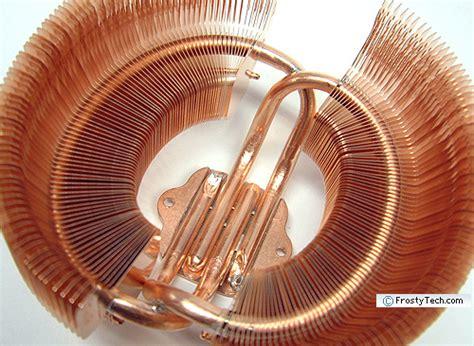 best metal for heat sink zalman cnps8700 led low noise heatsink review on