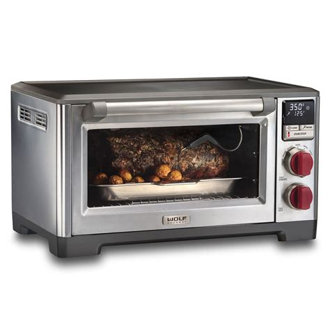 Cooking Salmon In Toaster Oven Countertop Oven Wolf Gourmet Countertop Appliances