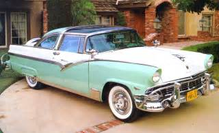 1956 Ford Crown 1956 Ford Crown Car Interior Design