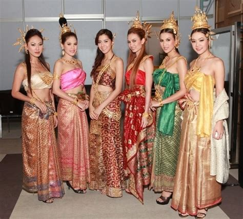 143 best images about thai traditional dress on