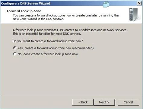 Forward And Dns Lookup How To Setup Configure Dns Server On Windows 2008 R2 Server Step By Step Itzgeek