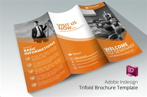 tri fold school brochure template 20 school brochure template psd indesign ms word and ai