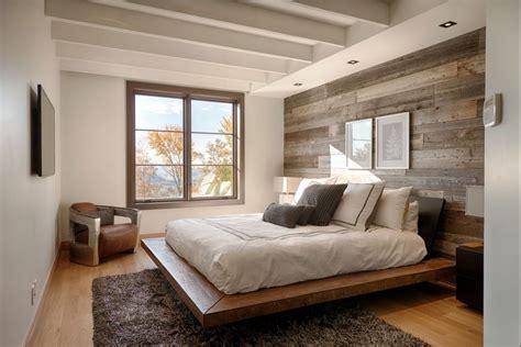 schlafzimmer holzbett inspirierende rustikale schlafzimmer ideen zu dekorieren