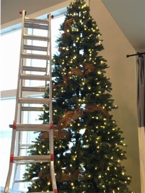 12 foot majestic christmas tree decorating a 12 ft tree