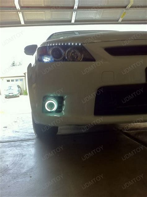 tc light on car ijdmtoy car blog introducing angel eyes projectors for