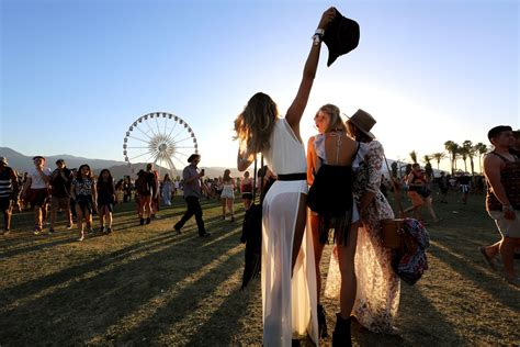 coachella festival how to get your best festival hair at coachella stylecaster