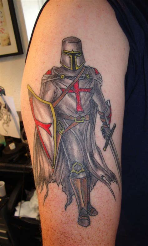 dragons of heaven tattoo heaven light templar knights tattoos black and