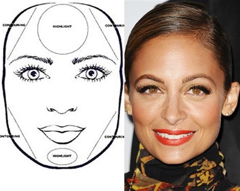 hairpins for rectangular shape face a mini guide on makeup contouring for different face shapes