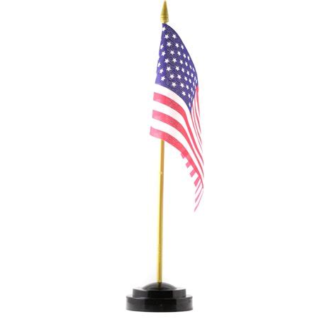 desk flag stand united states of america desk flag with stand walmart