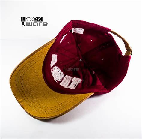 Topi Jangkar Import Combi Maroon jual beli topi import baseball cap fashion casual usa