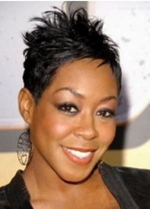 16 Rocking The Pixie Cut by Black Women Modern Pixie Cut Picture Messymandella