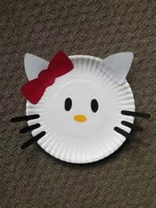 Simple Paper Plate Crafts - paper plate crafts for toddlers phpearth