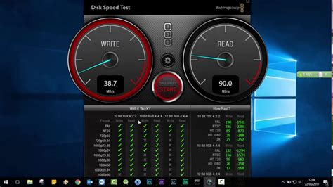 disk speed test blackmagic disk speed test for windows link in