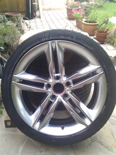 wheels replica s5 hyper silver audiforums