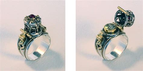 Ring Of Betrothal by A Betrothal Ring Michael Cope S