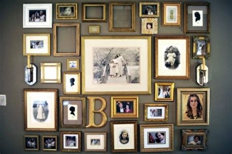 how to arrange pictures on a wall without frames how to arrange family photos on hallway walls 5 ideas for