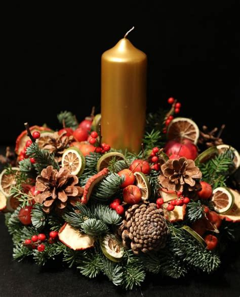 Christmas table flowers centerpieces archives party themes inspiration