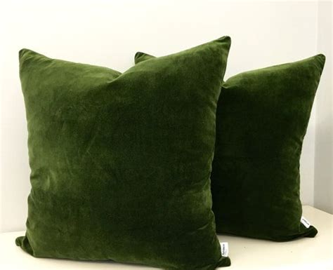 Green Throw For Sofa by 17 Best Ideas About Green Throw Pillows On