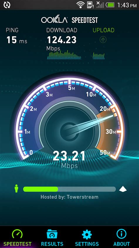 android speed test speedtest 3 0 by ookla finally lands on android android community