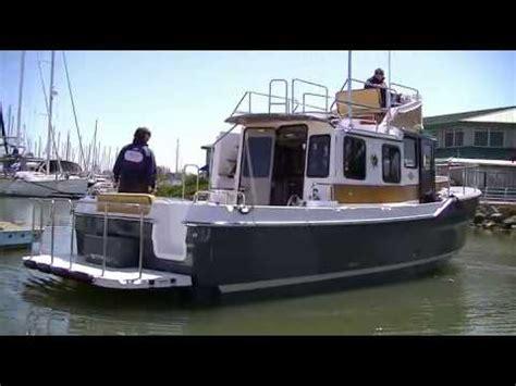 trailerable tug boat farallone yacht sales ranger trailerable tug r31 youtube