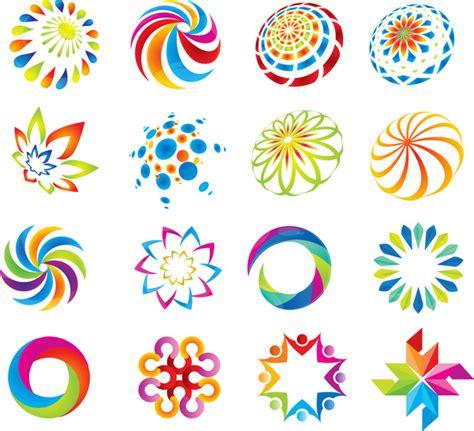 design vector logo illustrator logo design element abstract collection free vector in