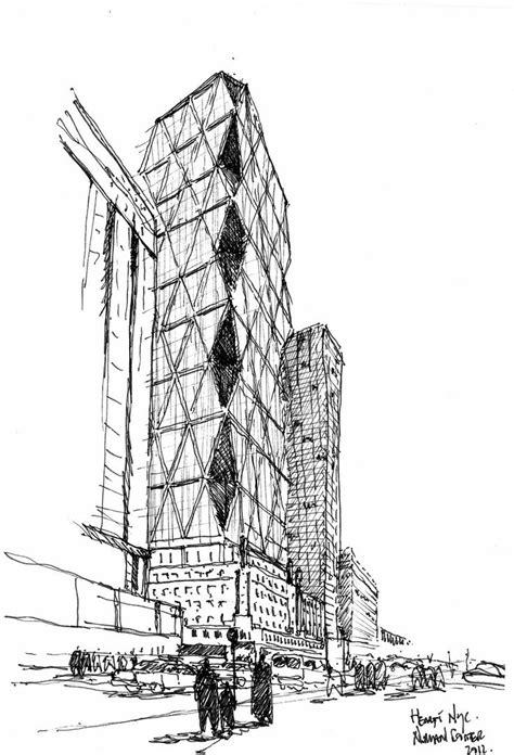 hearst tower floor plan hearst tower norman foster manhattan nyc sketches