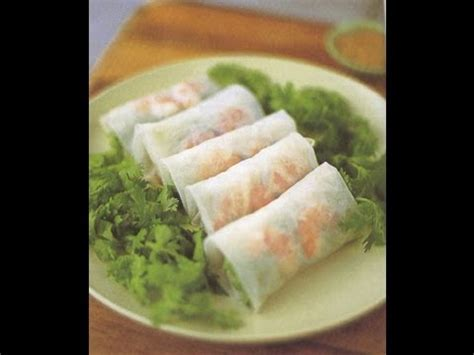 How To Make Rice Paper Recipe - recipe rice paper rolls