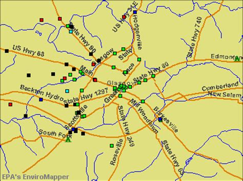 kentucky map glasgow glasgow kentucky ky 42141 profile population maps