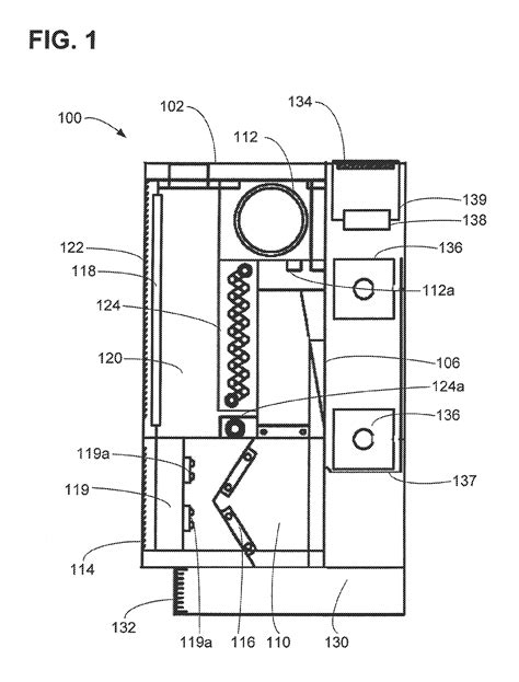displacement induction units patent us20120270494 displacement induction neutral wall air terminal unit patents