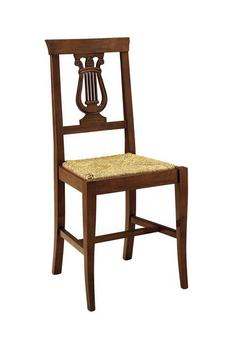 sedie arte povera sedia legno arte povera 517 bissoli