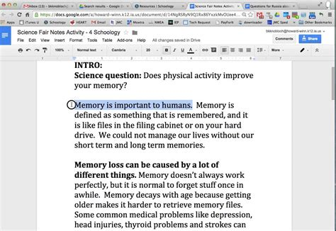 Sport Science Research Topics by Writing The Topic Sentences For Your Science Fair Research