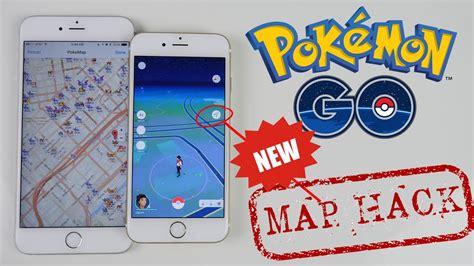 pokemon   map hack  jailbreak  computer youtube
