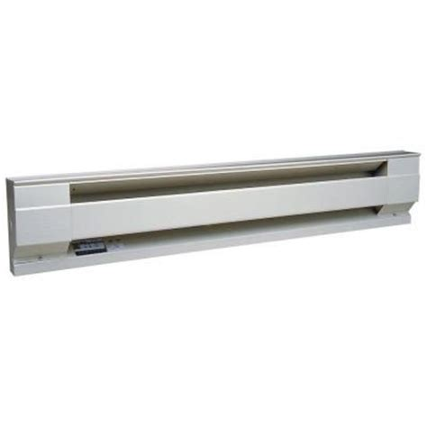 cadet heaters 5 ft 1 250 watt 240 volt electric baseboard