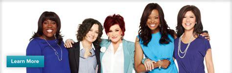 Cbs The Talk Giveaways - the talk host personality quiz cbs com