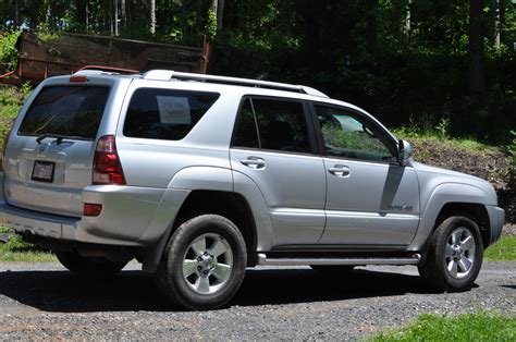 2004 Toyota 4runner Limited 2004 Toyota 4runner Exterior Pictures Cargurus