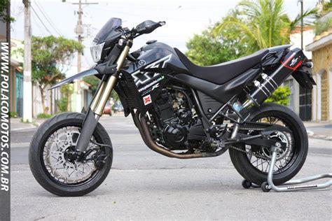 Cross Motorrad Xt 600 by Yamaha Xt 600 Tunada Motos Top Motos