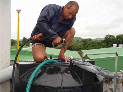 Tank Cleaning by Aquatech Water Tank Cleaning Services Pune Household Domestic Help