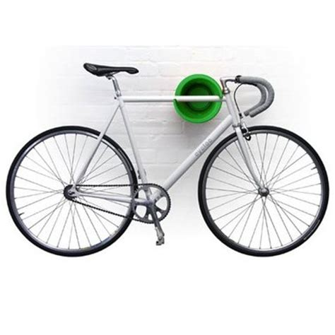 take your bike the floor with these ingenious racks