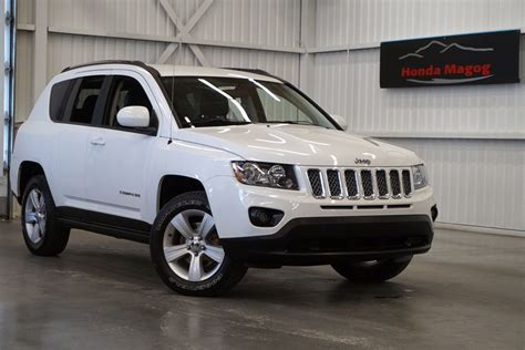 honda jeep 2014 jeep compass north edition 2014 d occasion 224 sherbrooke