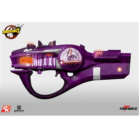 miss k l replica triforce borderlands 2 miss moxxi s good touch 29 inch